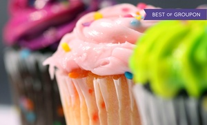 Best Tours: Two-Hour Cupcake Walking Tour with Five Tastings for One, Two, or Four from Best Tours (Up to 60% Off)