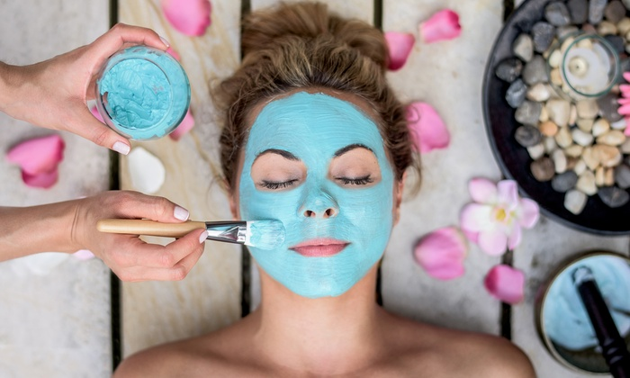 Iris Day Spa - Multiple Locations: C$65 for a Signature Detox Massage with Aromatherapy and Exfoliating Facial at Iris Day Spa (C$115 Value)