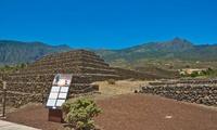Entrada premium al parque Pirámides de Güímar para niño o adulto desde 3 €