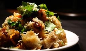 Basil Restaurant—Up to 48% Off Thai Cuisine  at Basil Restaurant, plus 6.0% Cash Back from Ebates.
