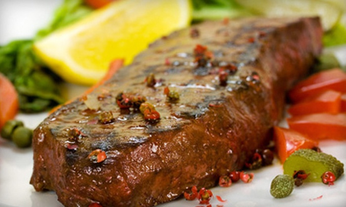 Sarna's Classic Grill - Columbia Heights: Dinner and Drinks for Two or Four at Sarna's Classic Grill (Up to 55% Off)