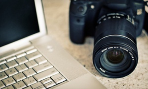 One, Two, Or Four 14-hour Online Photography- Or Adobe-certification Classes From Photo Art Studio (up To 96% Off)