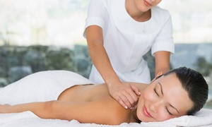 Volume Salon - Mary Nikcevich: One or Three 60-Minute Hot-Stone Massages at Volume Salon - Mary Nikcevich (Up to 44% Off)