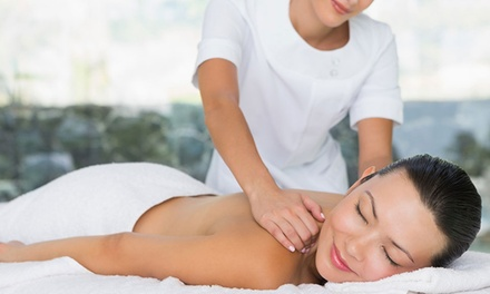 Back, Neck and Shoulder Massage or Full-Body Swedish Massage at JSB Therapies (Up to 48% Off)