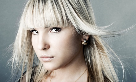 $59 for a Haircut with a Set of Full Highlights at Your Style with Irina ($140 Value)