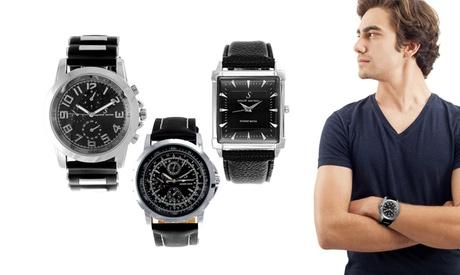 "Reloj para hombre Pascal Szerman Paris Collection ""Classic""' o ""Casual"""
