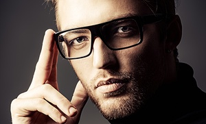 Paga 12,99 € por un descuento de 100 € en gafas monofocales o 15,99 € por un descuento de 250 € en gafas progresivas