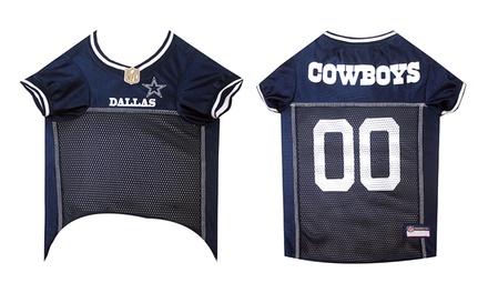 792ec3e8d NFL NFC Dallas Cowboys Pet Jerseys (Size XXL)