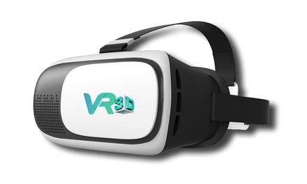 Gafas de realidad virtual 3D para smartphone por 15,95 € (47% de descuento) con envío gratuito