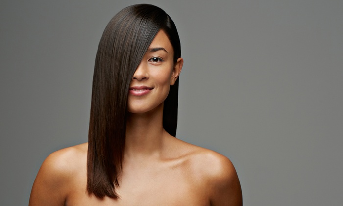 SHY Hair Studio - SHY Hair Studio: $129 for Brazilian Blowout at SHY Hair Studio ($350 Value)