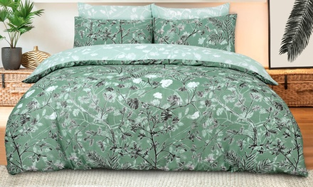 Pieridae Fashion Reversible Duvet Set