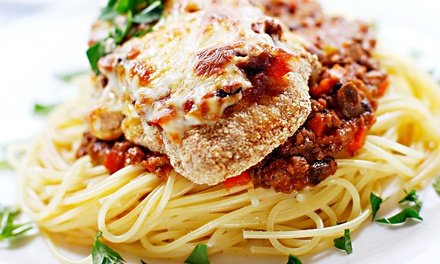 $12 for $20 Worth of Traditional Italian Food at Bongiorno's Family Ristorante & Pizzeria