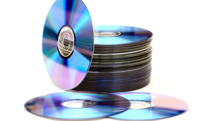 Records Reduction - Charlotte : Digitization of 200 Slides or 500 Photos to DVD from Records Reduction (Up to 68% Off)