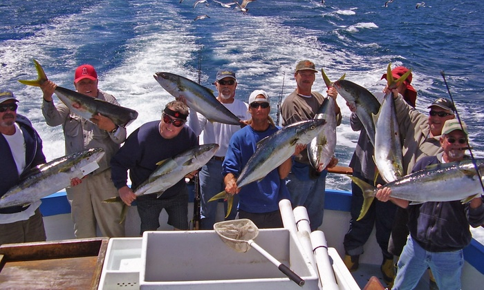 Up To 60 Off Deep Sea Fishing Trip At Freelance Ocean Tours
