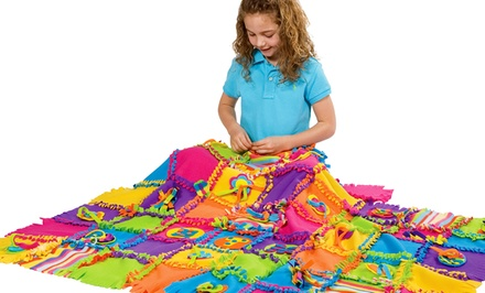 Alex Toys Super Knot-A-Quilt Kit