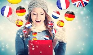 Captain Language: Online-Sprachkurs Englisch, Spanisch, Französisch, Deutsch oder Niederländisch bei Captain Language (bis zu 96% sparen*)