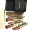 Bare Bronze Makeup-Brush Set (12-Piece)