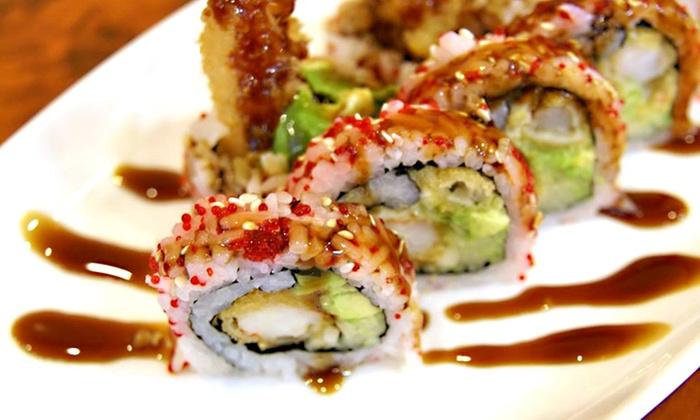 Yu-Mi Sushi Bar and Grill - Chesapeake: $15 for $30 Worth of Sushi at Yu-Mi Sushi Bar and Grill