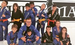 Equipe1 CheckMat: Equipe1 CheckMat – Água Verde: 1, 3 ou 6 meses de MMA, muay thai, jiu-jítsu ou wrestling