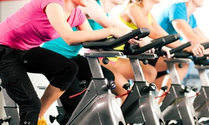 Haute Heart Bk: Five 45-Minute Indoor-Cycling Classes from Haute Heart Bk (70% Off)