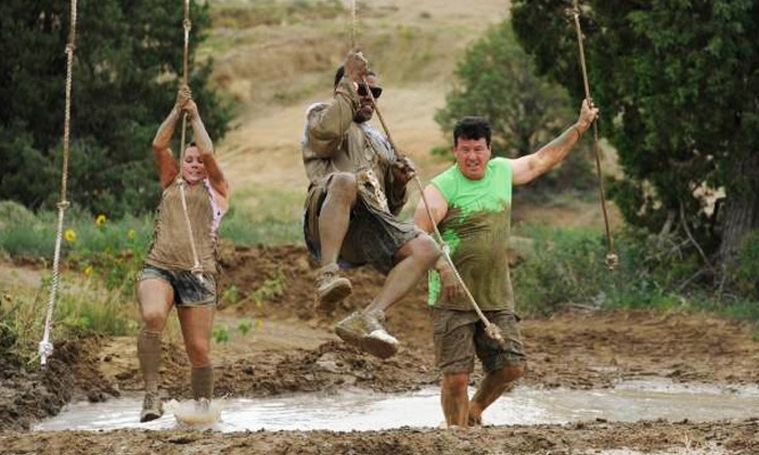 Big Dog Brag Challenge Mud Run - Colorado Springs: Entry in 2K or 5K Obstacle Mud Run for One  from BigDogBrag  on August 2 (Up to 48% Off)