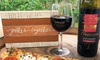 Up to 34% Off Premium Wine Tasting at Arrigoni Winery