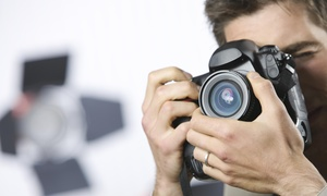 Fox Foto Films: 60-Minute Studio Photo Shoot with Wardrobe Changes and Digital Images from Fox Foto Films (85% Off)
