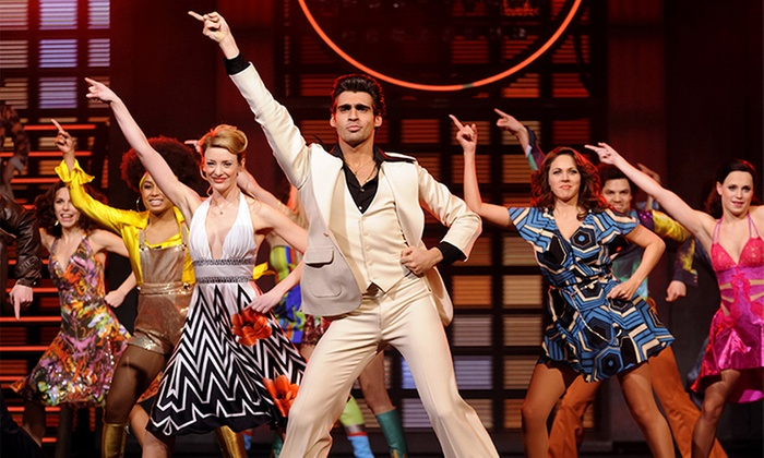"""Saturday Night Fever"" - Tobin Center: ""Saturday Night Fever: The Musical"" on March 28 at 7:30 p.m. – Tobin Center"