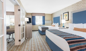 Newly Renovated Hotel near Downtown Spokane at Baymont by Wyndham Spokane Valley, plus 6.0% Cash Back from Ebates.