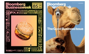 1- Or 2-year Bloomberg Businessweek Subscription With Ipad And Iphone Access For $19 Or $33