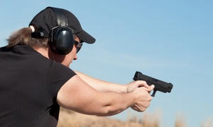 Best Handgun Training: Eight-Hour Basic or Four-Hour Advanced Handgun Course from Best Handgun Training (50% Off)