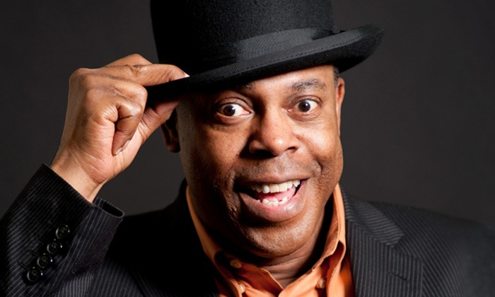 "Comedy Show featuring Michael Winslow from Police Academy - Latitude 360: Michael Winslow from ""Police Academy"" at Bonkerz Comedy Club on November 21 or 22 (Up to 50% Off)"