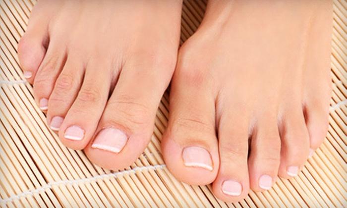 Sabrinas Electrolysis - Pelican Marsh: Three Toenail-Fungus-Removal Treatments for 5 or 10 Toes at Sabrina's Electrolysis (Up to 80% Off)