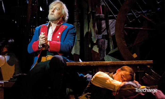 """""""Les Miserables"""" - Broadway's Imperial Theatre: """"Les Misérables"""" (Through March 13)"""