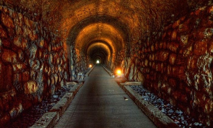 Western & Atlantic Railroad Tunnel - West Whitfield: Railroad Tour for Two, Four, or Six at Western & Atlantic Railroad Tunnel (Up to 55% Off)