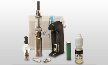 D3 Globe Deluxe Vaporizer Kit with E-Juice from VaporSmarts