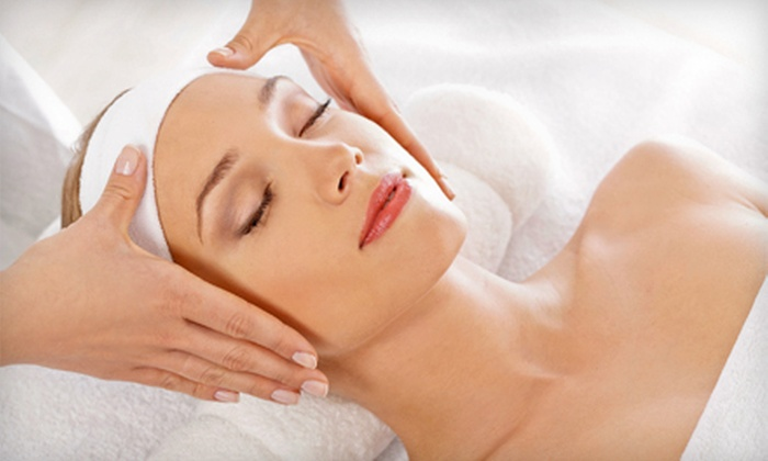 Rosaline SkinCare & Spa - Washington Square: 60-Minute Massage or Massage Package with Facial and Optional Eyebrow Waxing at Rosaline SkinCare & Spa (Up to 51% Off)