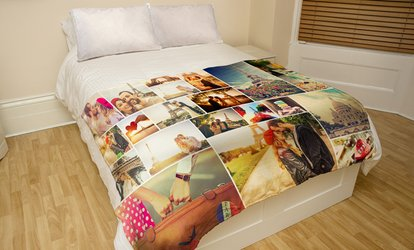 image for Photo Blankets from Printerpix (Up to 96% Off). Small, Medium, or Large Size.  (Up to 96% Off)