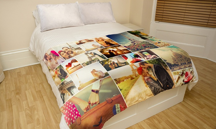 Save up to 96% on Photo Blankets from Printerpix. Small, Medium, or Large Size