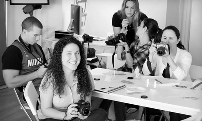 Photo Workshops Studios - Crafts: $59 for Three-Hour Beginner Photography Workshop at Photo Workshops Studios ($150 Value)