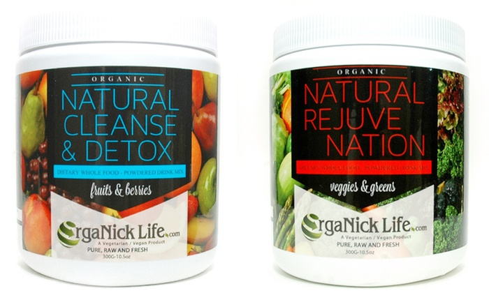 OrgaNick - Chicago: $35 for an OrgaNick Life Wellness Product ($75 Value)