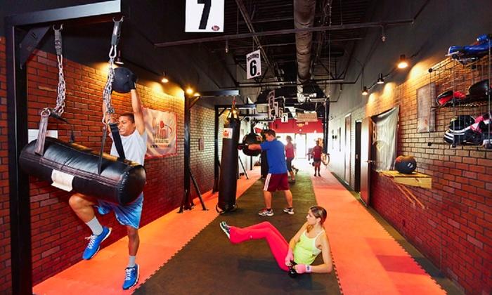9Round 30 Minute Kickboxing - Brooklyn Park - Maple Grove: Up to 52% Off Kickboxing  at 9Round 30 Minute Kickboxing
