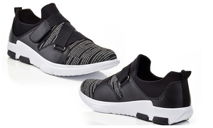 Franco Vanucci Brandon Men's Low-Top Slip-On Sneakers(Size 12)