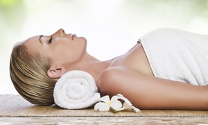 Nikki Terry LMBT- Strandz Salon & Spa: 60-Minute Therapeutic Massage and Consultation from Strandz Salon and Spa (53% Off)