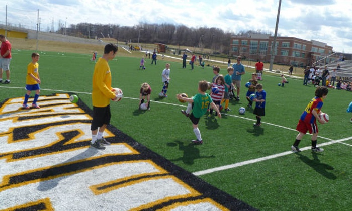 Wright State University - Mens and Womens soccer camps - Alumni Field at Wright State University: $79 for One Week of Soccer Day Camp from Wright State University Soccer at Alumni Field ($115 Value)