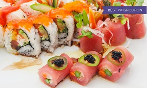 Sushi Unlimited: $18 for $30 Worth of Sushi and Japanese Food at Sushi Unlimited