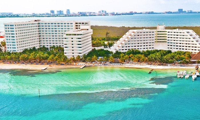All Inclusive Cancún Vacation With Air From Express