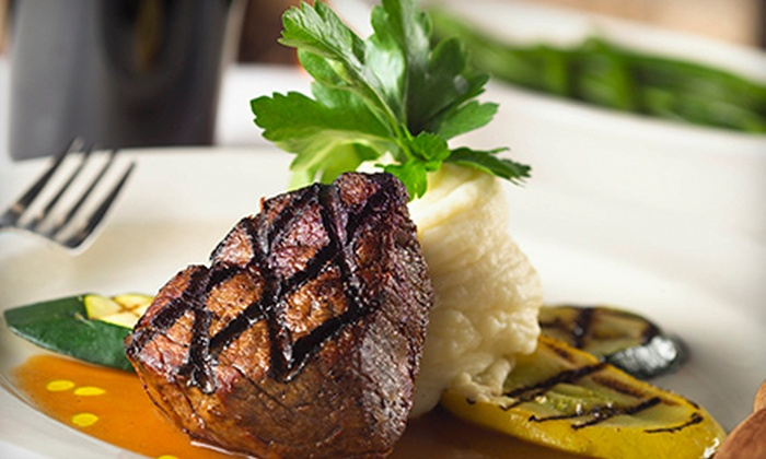 Speakeasy Saloon and Grill - Chandler: $15 for $30 Worth of Seafood and Steak at Speakeasy Saloon and Grill