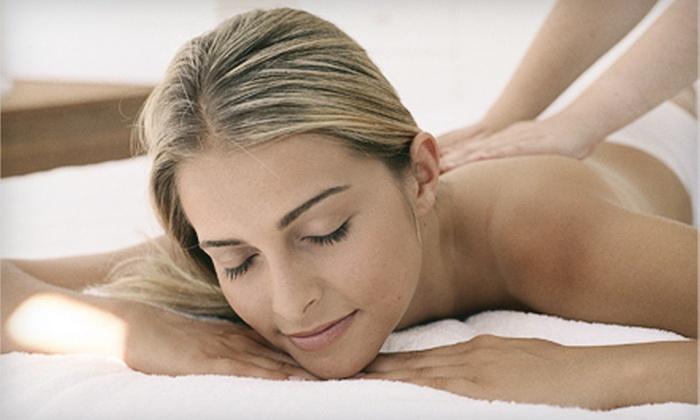 Back2Life - Boise City: $20 for a 60-Minute Pink Lemonade Massage at Back2Life in Meridian ($70 Value)