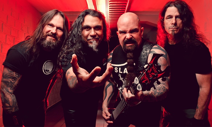 Slayer - The Dome at Toyota Presents Oakdale Theatre: $35 to See Slayer at Toyota Oakdale Theatre on November 26 at 7:30 p.m. (Up to $75 Value)